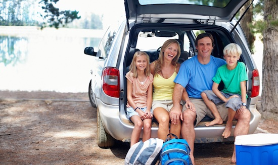 Ecotravel Ideas For Families