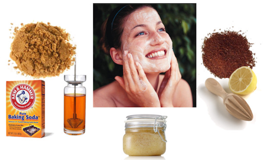 Diy Face Body Scrub For Glowing Skin