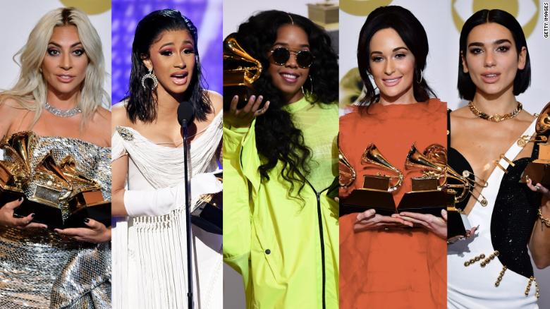 Grammy 2019 Live: 61st Grammy Awards: Winners List
